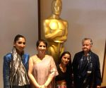 Los Angeles: Guneet Monga at Oscars