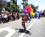 U.S.-LOS ANGELES-PRIDE PARADE