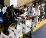 U.S. LOS ANGELES PRESIDENTIAL PRIMARY VOTE