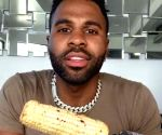 Jason Derulo turns Spider-Man for TikTok challenge