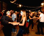 U.S.-LOS ANGELES-DAY OF THE DEAD-DANCE