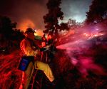 U.S. LOS ANGELES FIRE