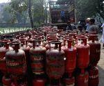 File Photo: LPG cylinder