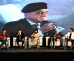 "Military Literature Festival 2018 - Panel discussion on ""Valour, History, Politics and Media"