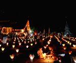 LAOS-LUANG PRABANG-OK PHANSA FESTIVAL