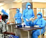 Yogi sets record of covid testing 4.85 crore persons