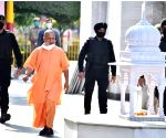 UP Guv, Yogi appeal to religious leaders to check Covid