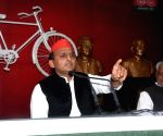UP government stopped me from visiting Prayagraj: Akhilesh