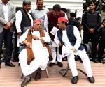 Mulayam questions logic behind SP-BSP seat sharing formula