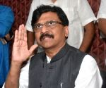 Down but not out, says Sanjay Raut from hospital bed