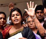 Expelled BJP leader Dayashankar's family files FIR against Mayawati, BSP leaders