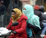 Winter chill back in UP, rain likely till Thursday