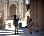 EGYPT LUXOR TEMPLE REOPENING