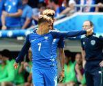 FRANCE LYON SOCCER EURO 2016 FRANCE VS IRELAND