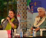 Jaipur Literature Festival - Javed Akhtar, Shabana Azmi