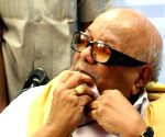 File Photos: M. Karunanidhi