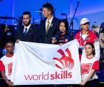 BRAZIL SAO PAULO WORLDSKILLS COMPETITION OPENING