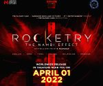 Madhavan's 'Rocketry: The Nambi Effect' to hit screens on Apr 1 next year