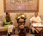 Chouhan meets Nadda, discusses MP governance and politics