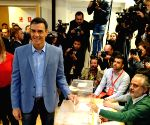 SPAIN MADRID GENERAL ELECTION