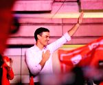 SPAIN MADRID ELECTION SOCIALIST PARTY