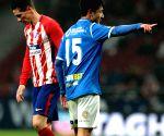 SPAIN-MADRID-SOCCER-KING'S CUP-ATLETICO MADRID VS LLEIDA