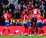 Atletico Madrid top Getafe 2-0 in La Liga action