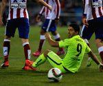 (SP)SPAIN-MADRID-KING'S CUP-ATLETICO MADRID VS BARCELONA