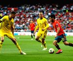 SPAIN-MADRID-SOCCER-UEFA EURO 2020 QUALIFYING MATCH-ESP VS SWE