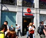 SPAIN MADRID VODAFONE HUAWEI FIRST 5G NETWORK