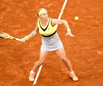 SPAIN MADRID TENNIS OPEN