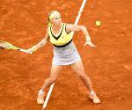 SPAIN MADRID TENNIS OPEN