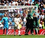 SPAIN-MADRID-SOCCER-SPANISH LEAGUE-REAL MADRID VS REAL BETIS