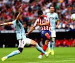 SPAIN-MADRIDSOCCER-LA LIGA-ATLETICO DE MADRID VS CELTA