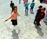 JORDAN ZAATARI SYRIA REFUGEE CAMP CHILDREN