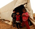 JORDAN MAFRAQ SYRIAN REFUGEES SETTLEMENT