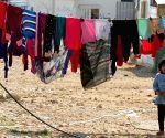 JORDAN MAFRAQ ZAATARI REFUGEE CAMP SYRIA REFUGEES