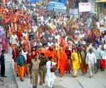 Donations turn cashless in Magh Mela