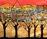 Vivid landscapes to come alive in Vinita Karim's show