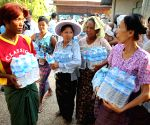 MYANMAR MAGWAY CHINA DRINKING WATER DONATION