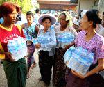MYANMAR MAGWAY CHINA DRINKING WATER DONATION