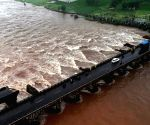 Maha: Bus with 8 passengers washed away in flooded river
