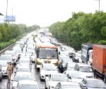 Maha Shivratri: Massive jam on Delhi-Gurugram highway