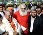 Mahant Ramdas, Mahant Dharam Das, Habeebuddin Tucy at Supreme Court