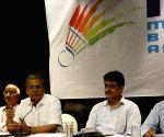 Maharashtra Badminton Association - press conference