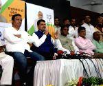 Maharashtra CM's a press conference