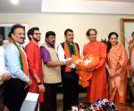 BJP sweeping Lok Sabha elections, celebrations underway