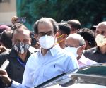 Uddhav Thackeray flags off 26 AC Buses from NCPA