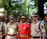 Felicitation ceremony organised for Maharashtra DGP as he retires