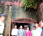 British-era bunker unearthed in Maharashtra Raj Bhavan (With Image)